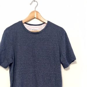 Men's On The Byas Longer Length Tee